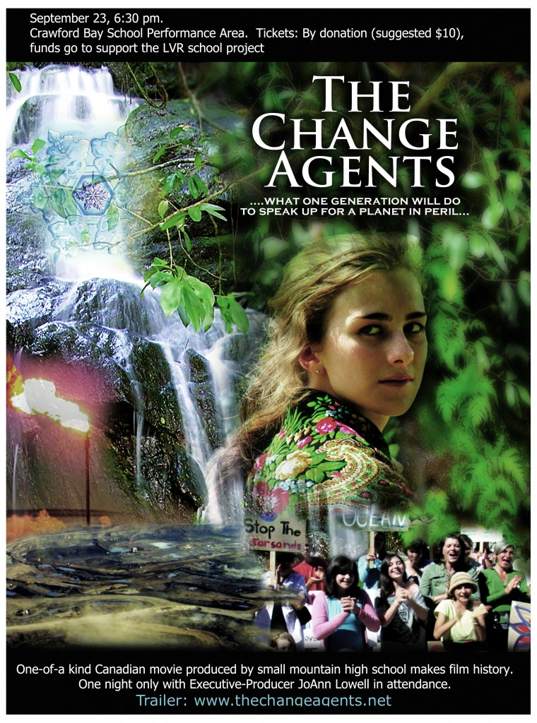 The Change Agents YK poster-mar-13