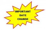 change of date