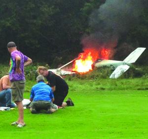 Plane Crash 8
